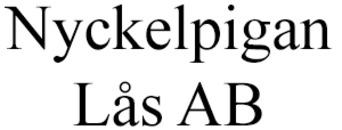 Nyckelpigan Lås AB logo