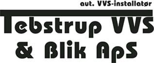 Tebstrup VVS og Blik ApS logo
