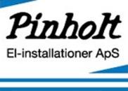 Pinholt El-Installationer ApS logo
