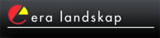 Era Landskap i Skåne AB logo