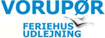Vorupør Feriehusudlejning logo