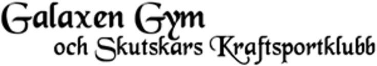 Galaxen Gym logo