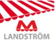 M Landström Markis & Persienner logo