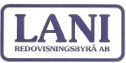 LANI Redovisningsbyrå AB logo
