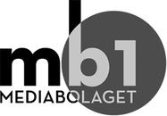 Mediabolaget MB1, M Olsson AB logo