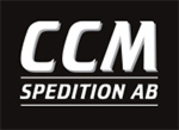CCM Spedition AB logo