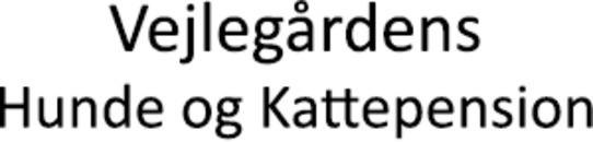 Vejlegårdens Hunde og Kattepension logo