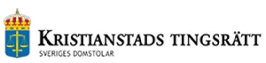 Kristianstads tingsrätt logo