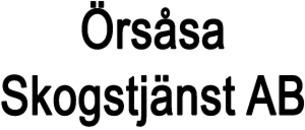 Örsåsa Skogstjänst AB logo