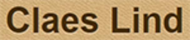 Claes Lind, C.L.L logo