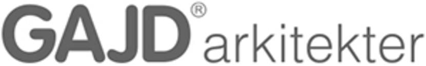 GAJD arkitekter ab logo