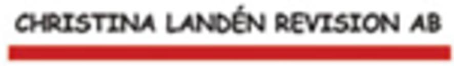 Christina Landén Revision AB logo