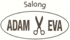 Salong Adam & Eva logo