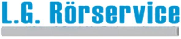 L.G. Rörservice logo