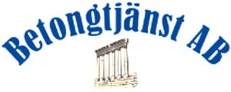 BETONGTJÄNST i Vassmolösa AB logo
