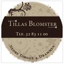Tillas Blomster AS logo