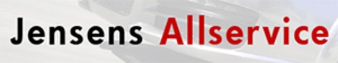 A Jenséns allservice AB logo