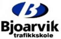 Bjoarvik Trafikkskole AS logo