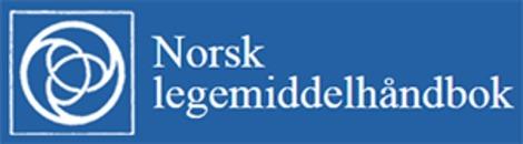 Norsk legemiddelhåndbok logo
