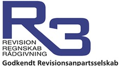 R3 Revision Godkendt Revisionsanpartsselskab logo