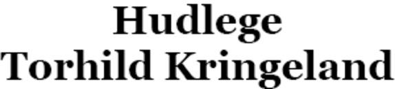 Hudlege T. Kringeland, Haugesund Hudlegeklinikk logo