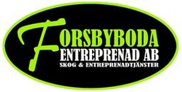 Forsbyboda Entreprenad AB logo