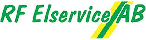 RF Elservice AB logo