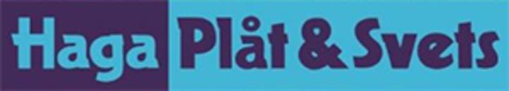 Haga Plåt & Svets I Norrköping AB logo