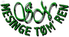 Mesinge Tøm'ren logo