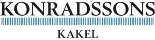 Konradssons Kakel logo