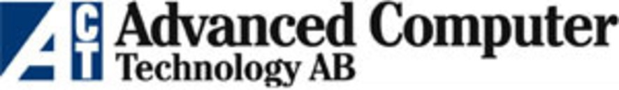 Advanced Computer Technology (ACT) AB logo