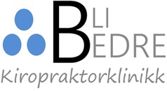Bli Bedre Kiropraktorklinikk v/Melanie Bråthen logo