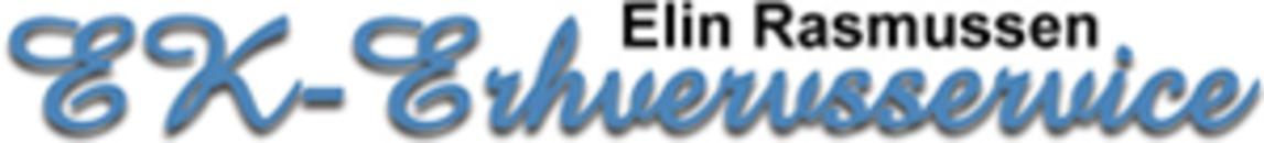EK Erhvervsservice logo