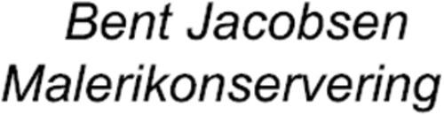 Bent Jacobsen Malerikonservering logo