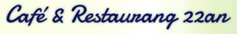 Café Restaurang 22:an logo