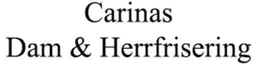 Carinas Dam & Herrfrisering logo