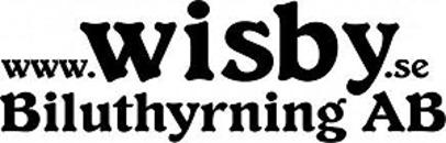 Visby Biluthyrning AB logo
