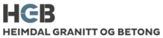 Heimdal Granitt og Betong AS logo