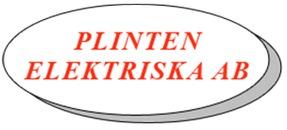 Plinten Elektriska AB logo