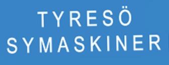Tyresö Symaskiner logo