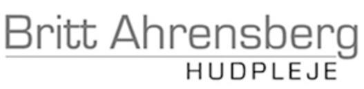 Britt Ahrensberg Hudpleje logo