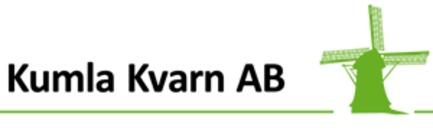 Kumla Kvarn logo