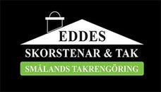 Eddes Skorstenar och Tak logo