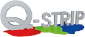 Q-strip AB logo
