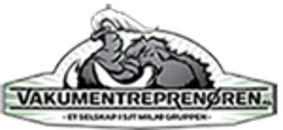 Vakumentreprenøren AS logo