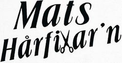 Mats Hårfixar'n logo