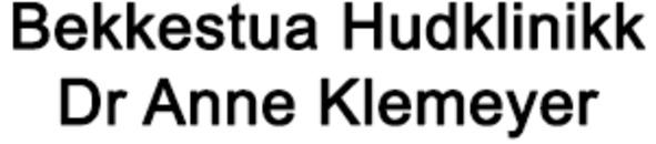 Bekkestua Hudklinikk Dr Anne Klemeyer logo