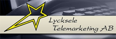 Lycksele Telemarketing AB logo