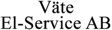 Väte El-Service AB logo