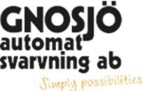 Gnosjö Automatsvarvning AB logo